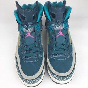 NIKE JORDAN Spizike Basketball Shoe 315371-407 s12